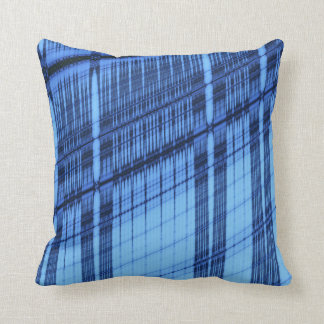 フラクタルの青写真の装飾用クッション クッション