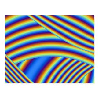 フラクタルプロダクト ポストカード