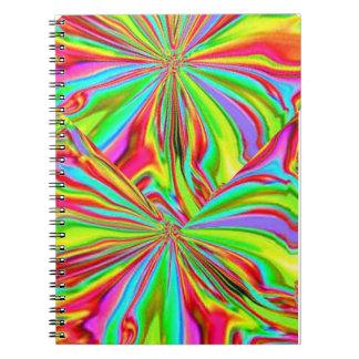 フラクタル107のノート ノートブック