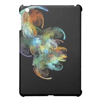 フラクタル13のipadの場合; 炎 iPad miniケース