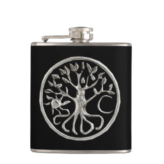 フラスコ生命の樹 フラスク