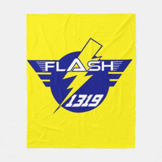 フラッシュ1319毛布 フリースブランケット
