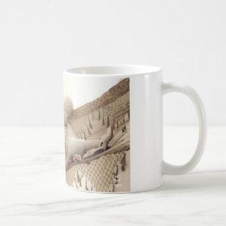 フラッパーのコーヒー・マグ#1 コーヒーマグカップ