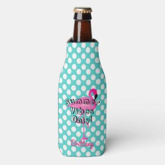 フラミンゴの夏の感情のボトルのクーラーだけ ボトルクーラー