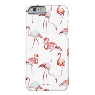 フラミンゴのiPhone6ケース Barely There iPhone 6 ケース