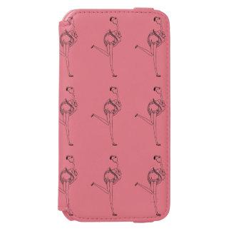 フラミンゴガール INCIPIO WATSON™ iPhone 5 財布型ケース
