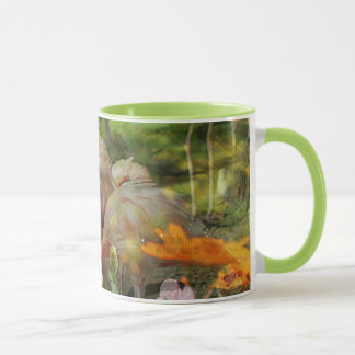 「フラミンゴ庭」のマグ11oz lk マグカップ