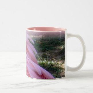 フラミンゴ ツートーンマグカップ