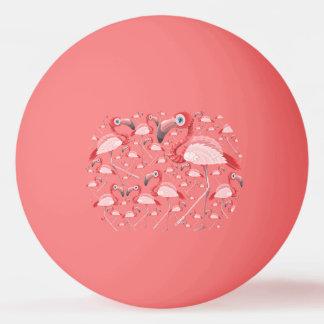 フラミンゴ 卓球ボール