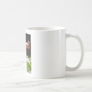 フラミンゴ(2) コーヒーマグカップ