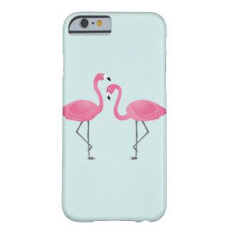 フラミンゴ BARELY THERE iPhone 6 ケース
