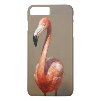 フラミンゴ iPhone 8 PLUS/7 PLUSケース