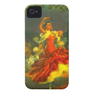 フラメンコのダンサー Case-Mate iPhone 4 ケース