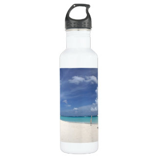 フラメンコのビーチCulebraプエルトリコ ウォーターボトル