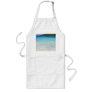 フラメンコのビーチCulebra ロングエプロン