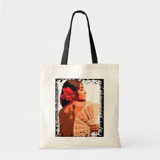 フラメンコの精神 トートバッグ