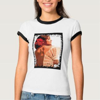 フラメンコの精神 Tシャツ
