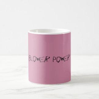フラワーパワー モーフィングマグカップ