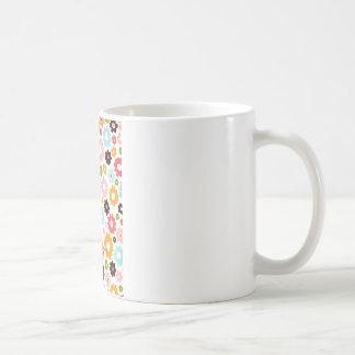 フラワーパワー(kkincade12) コーヒーマグカップ
