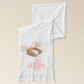 フラワー・ガールのスカーフ スカーフ
