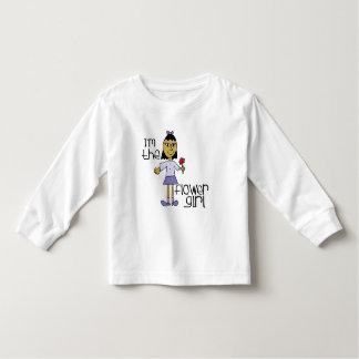 フラワー・ガール トドラーTシャツ