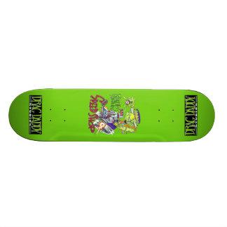 フランクの速度の店のスケートボード スケートボード