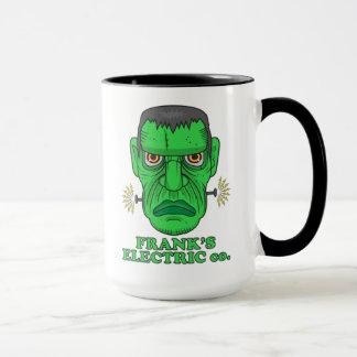 フランクの電気会社 マグカップ