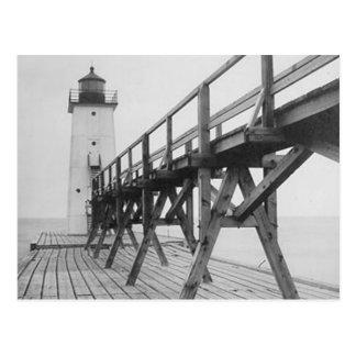 フランクフォートの灯台 ポストカード