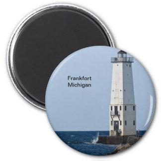 フランクフォートミシガン州の灯台 マグネット