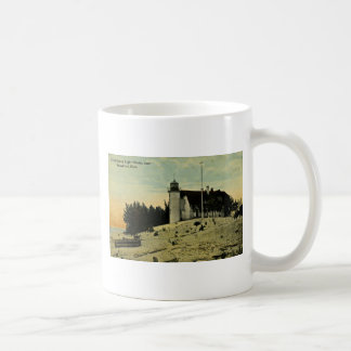 フランクフォートミシガン州の近くのポイントBetseyの灯台 コーヒーマグカップ