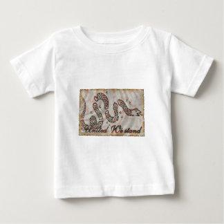 フランクリンの漫画 ベビーTシャツ