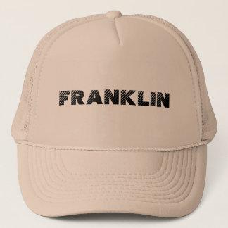 フランクリンの町 キャップ