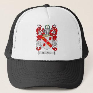 フランクリン家紋-フランクリン紋章付き外衣 キャップ
