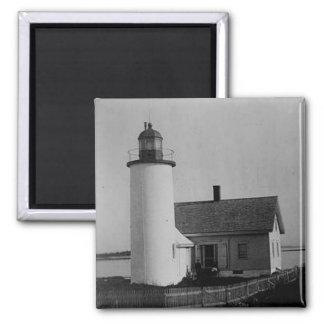 フランクリン島の灯台 マグネット