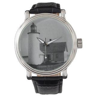 フランクリン島の灯台 腕時計