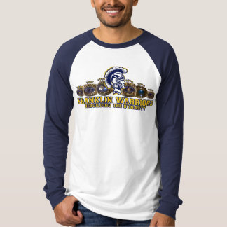 フランクリン戦士 Tシャツ