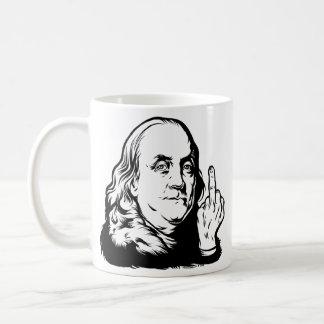フランクリン コーヒーマグカップ