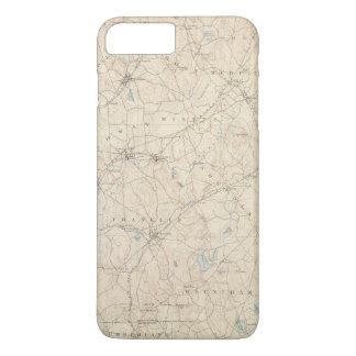 フランクリン、マサチューセッツ iPhone 8 PLUS/7 PLUSケース