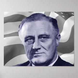 フランクリン・ルーズベルト ポスター