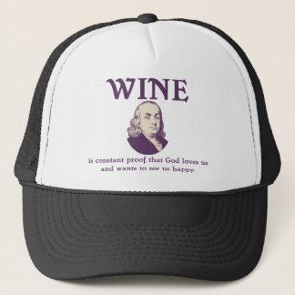 フランクリン-ワイン キャップ