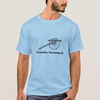 フランクリン、TN -フランクリンTシャツの戦い Tシャツ