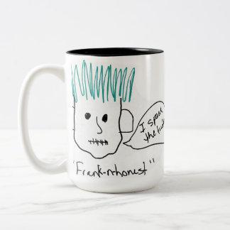 フランクN正直 ツートーンマグカップ