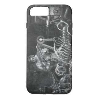 フランケンシュタインの実験室 iPhone 8 PLUS/7 PLUSケース