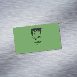 フランケンシュタインの磁気名刺 マグネット名刺 (25枚パック)