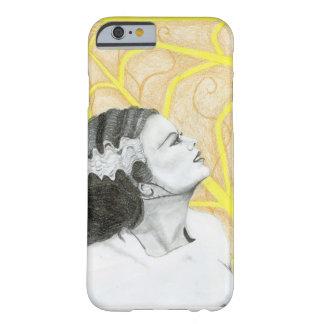 フランケンシュタインの電話箱の花嫁 BARELY THERE iPhone 6 ケース