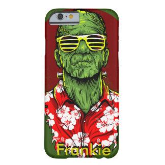 フランケンシュタインハロウィンモンスターの休暇の電話箱 BARELY THERE iPhone 6 ケース