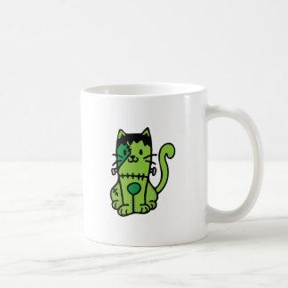 フランケンシュタイン猫 コーヒーマグカップ