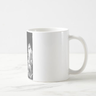 フランシスコ・デ・ゴヤ著チンチラ コーヒーマグカップ