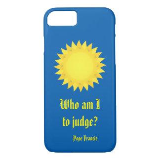 フランシス島のだれ法皇は判断するべき私ですか。 iPhone 7の場合 iPhone 8/7ケース