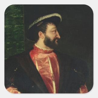 フランシス島のポートレートI 1538年 スクエアシール